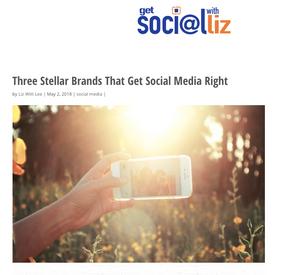 Three Stellar Brands That Get Social Media Right