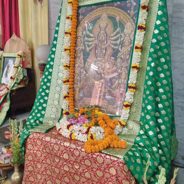 Mahastami Puja