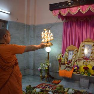 Birth Tithi Celebration of Holy Mother