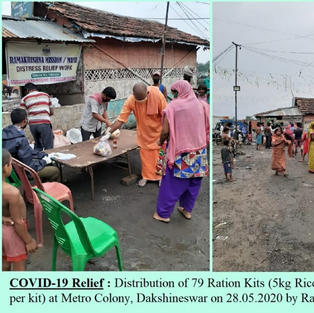 Covid 19 - Phase -3 Relief Work