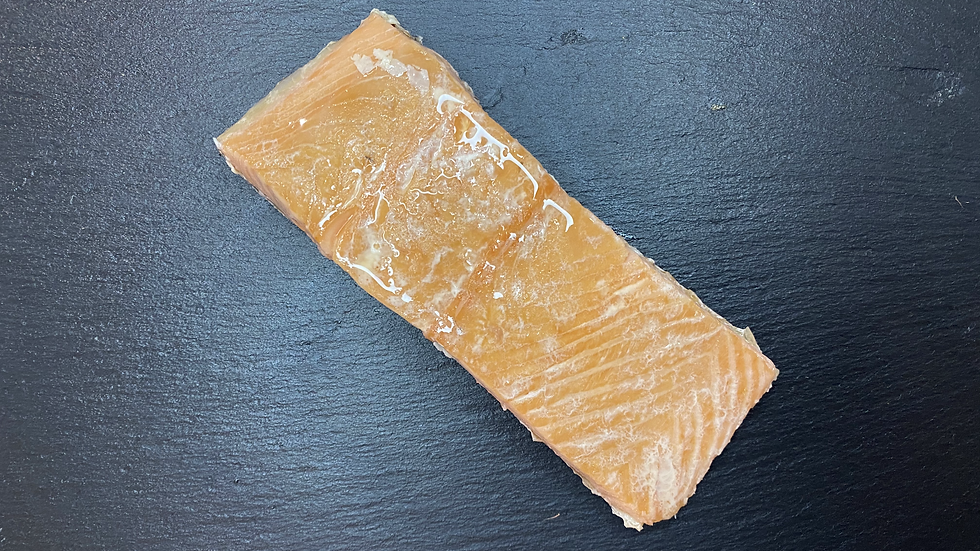 Hot Smoked Salmon 1 portion