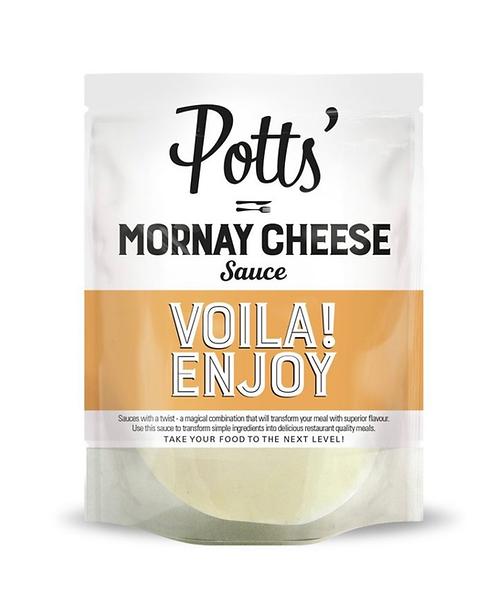 Potts Mornay Sauce 250g