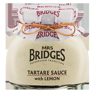 Mrs Bridges Tartare Sauce with Lemon