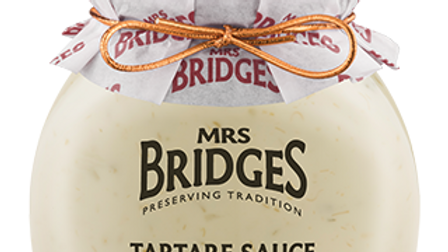 Mrs Bridges Tartare Sauce with Lemon