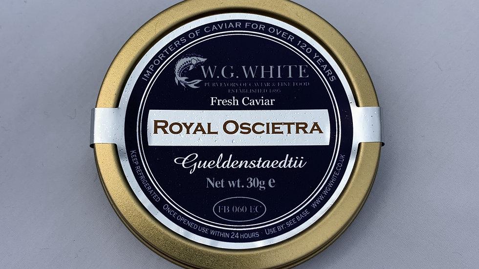 Royal Oscietra Caviar 30g
