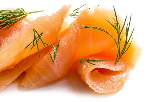 Smoked Salmon side (long cut)