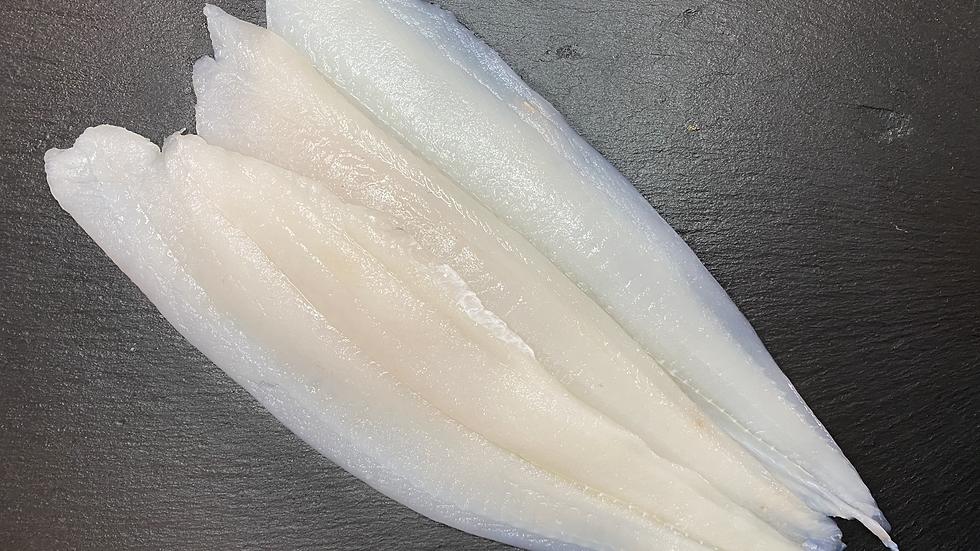 Sole fillets ( Glyptocephalus Cynoglossus) 1 fillet