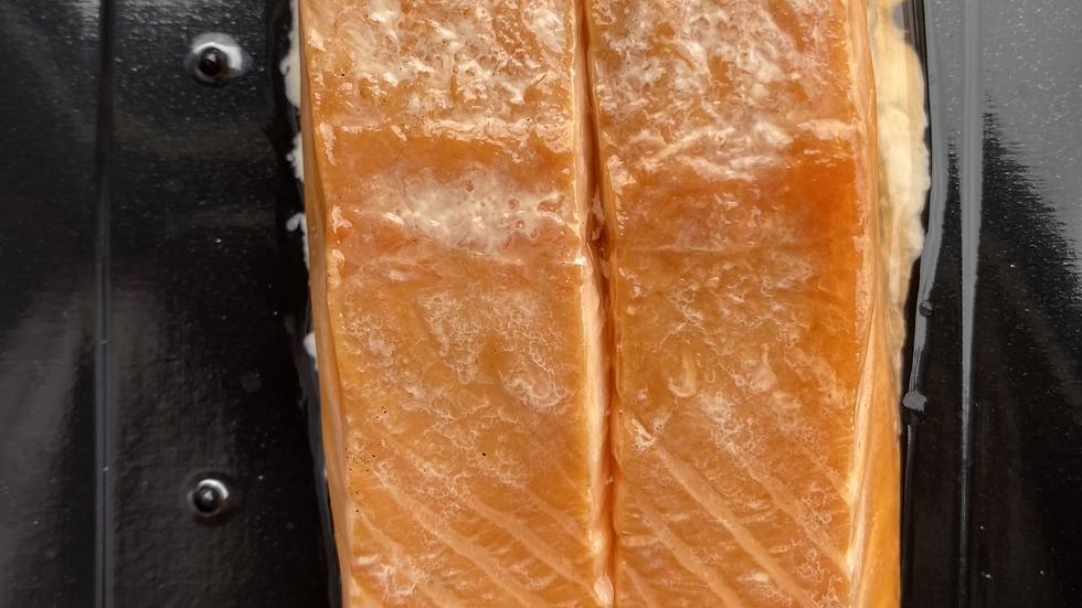 Hot Smoked Salmon 2 portions