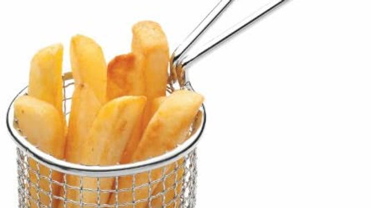 **SALE***Masterclass Mini chip serving basket