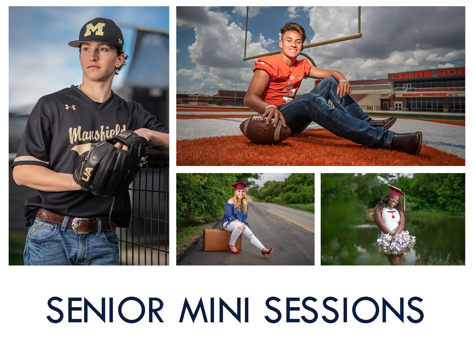 Senior Mini Session