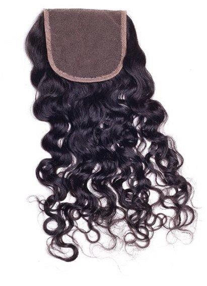 Wildy Bold Curl Lace Closure 5x5 (Indian Curly Texture)