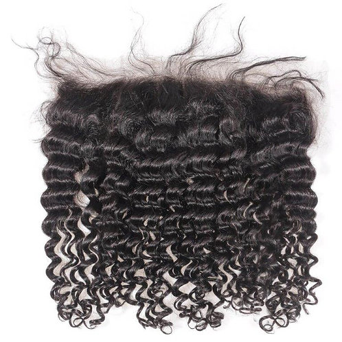 Wildy Bold Curl Lace Frontal 13x4 (Indian Curly Texture)