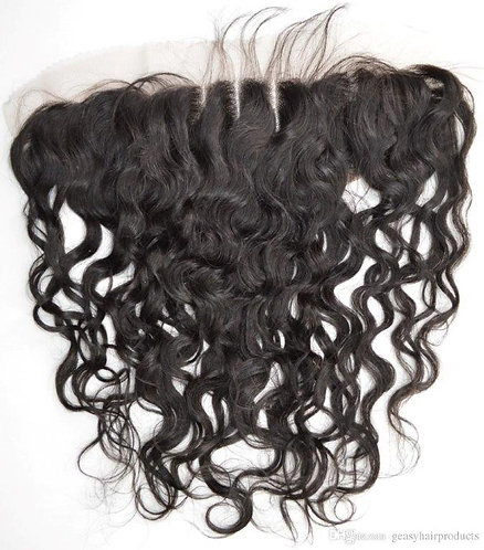 Wildy Sophisticated Curl Lace Frontal 13x4 (Burmese Curly Texture)