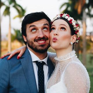 Barbara e Gabriel