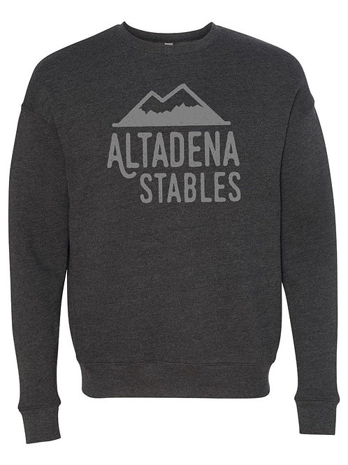 Altadena Stables Mountain Crewneck Sweatshirt