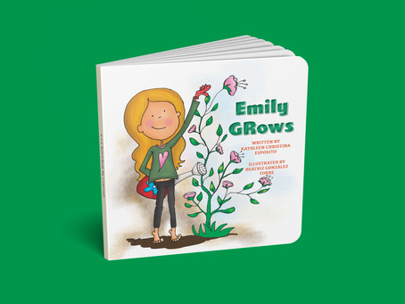 Emily Grows, a children's book sure to inculcate respect for elders and the environment
