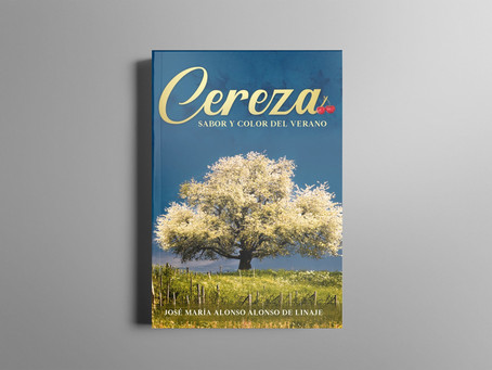 Prize-winning Author Marks End of Summer with New Book Celebrating the Cherry Tree