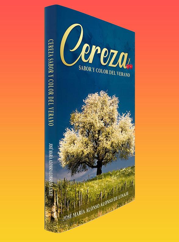 Cover of Cereza sabor y color del verano