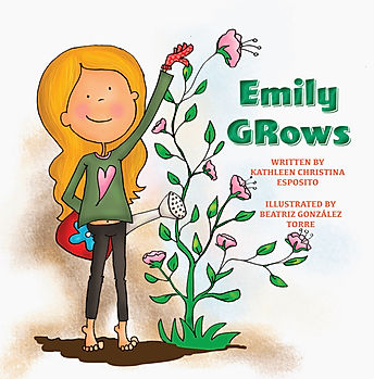 Emily Grows front cover