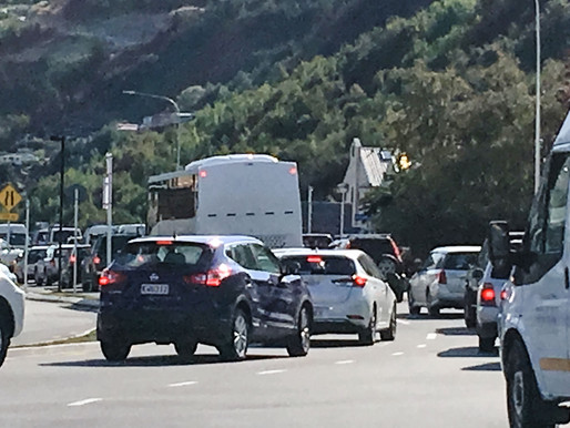 Queenstown traffic woes- lessons from Oslo
