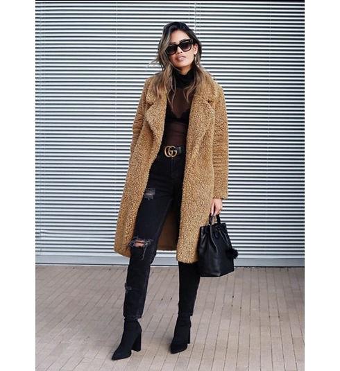 Cassidy Rae Teddy Coat