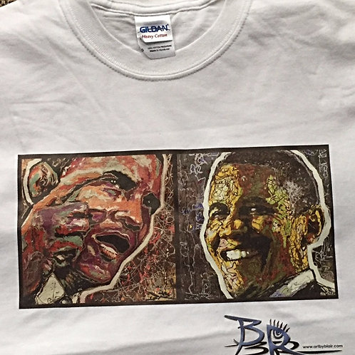 Barack Obama T-Shirt - S/M/L/XL available