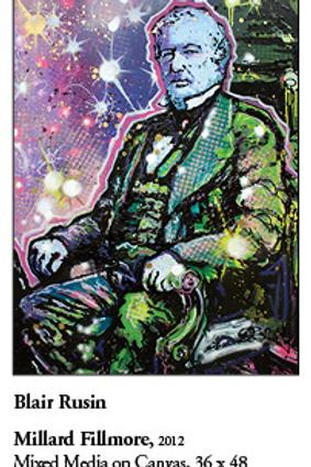 "12"" x 18"" Poster of Millard Fillmore"
