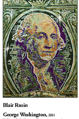 "12"" x 18"" Poster of George Washington"