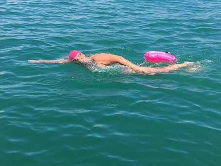 Open Water Events August & September