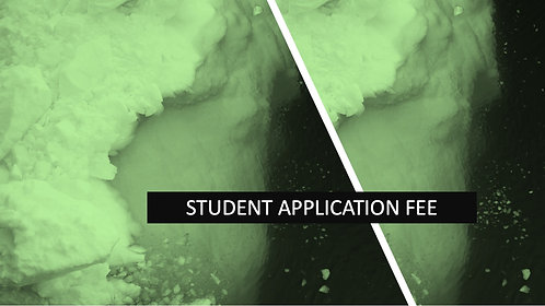 Student Application Fee