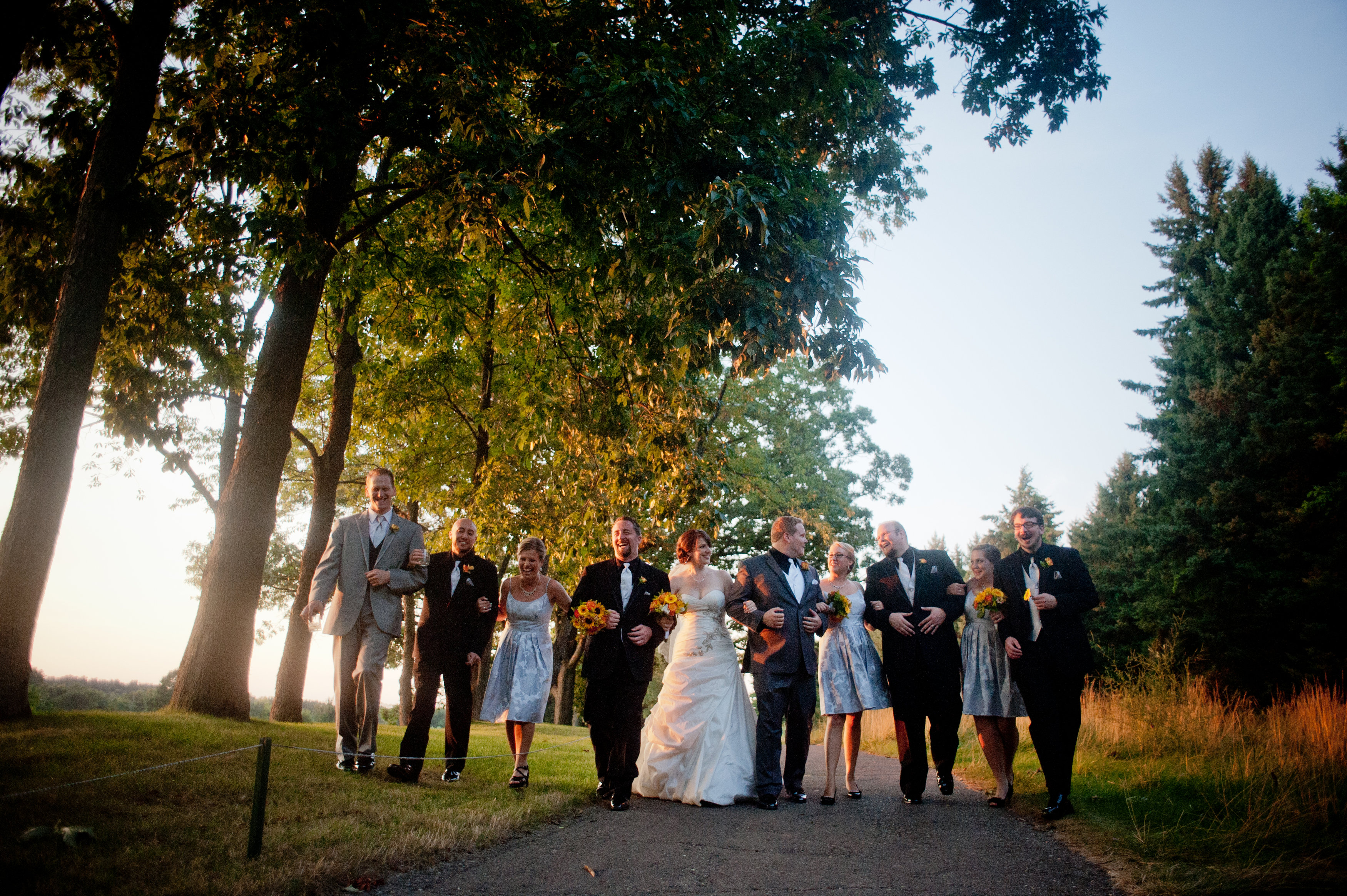 Wedding at Shepherd's Hollow