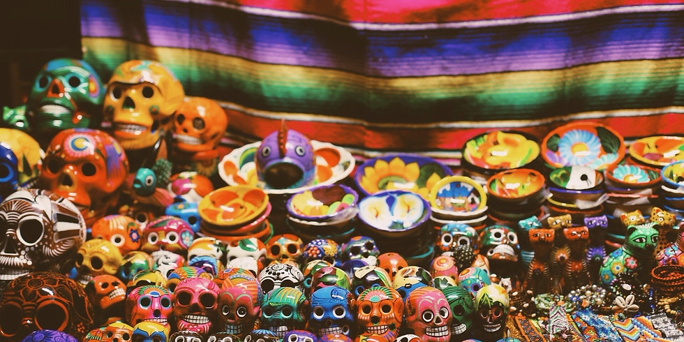 Halloween / El Dia de los Muertos