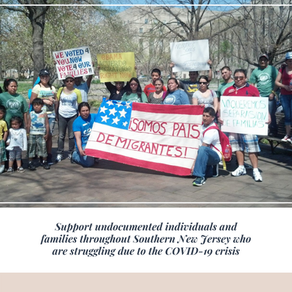 Economic Assistance for the Undocumented Community