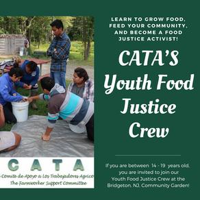 The Food Justice Internship Program