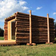 Depandance prefabbricata in legno