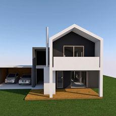 casa in legno ecosostenibile