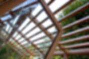 serramento in legno, pergorlato in legno, vetro