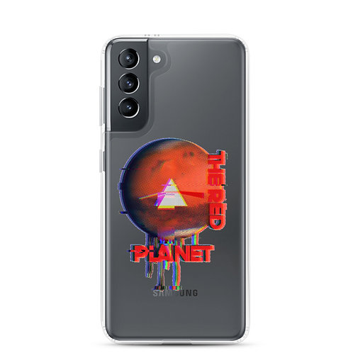 'The Red Planet' Samsung Case