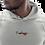 Thumbnail: Men's Embroidered Treehugga Originals Colour-way Hoodie | Grey + Black + White