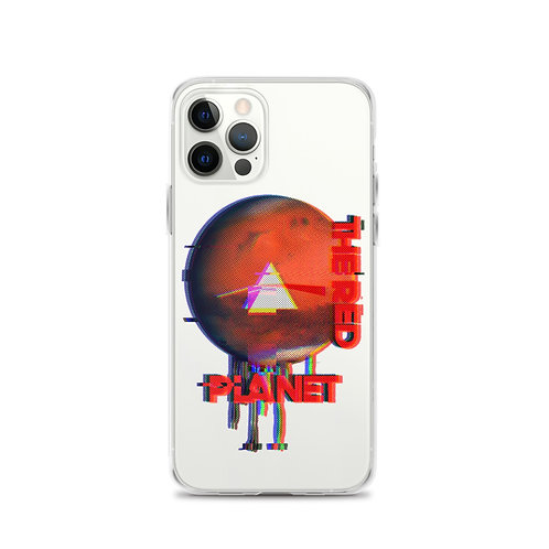 'The Red Planet' iPhone Case