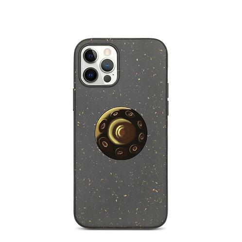 Handpan Graphic Biodegradable iPhone case