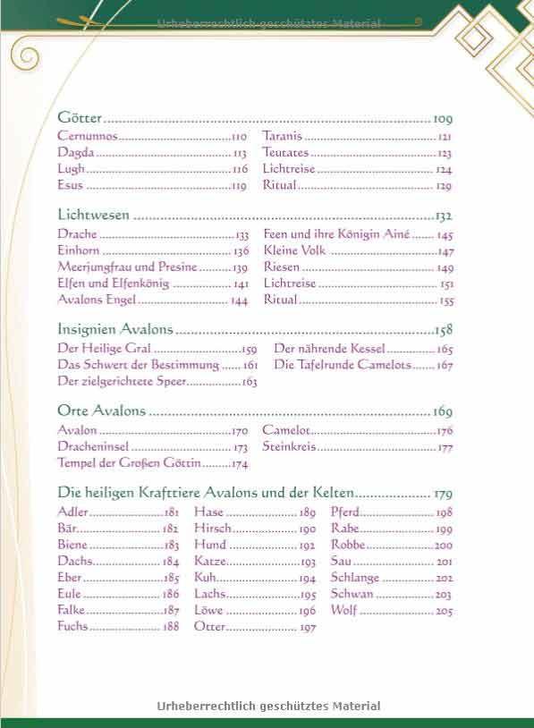 Die Magie Avalons: Auf neuen Spuren den alten Weg der Kelten spüren