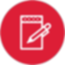 CFA_Icon_ContainingShape_LunchNlearn_Red