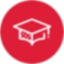 CFA_Icon_ContainingShape_Graduation_Red_