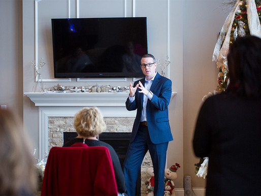 Cincinnati Corporate Event Photography -  Coldwell Banker West Shell Realtors with Michelle Hudepohl