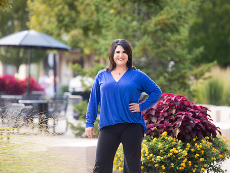 Cincinnati Personal Brand Photography - Tour of Mason, OH with Realtor Michelle Hudepohl