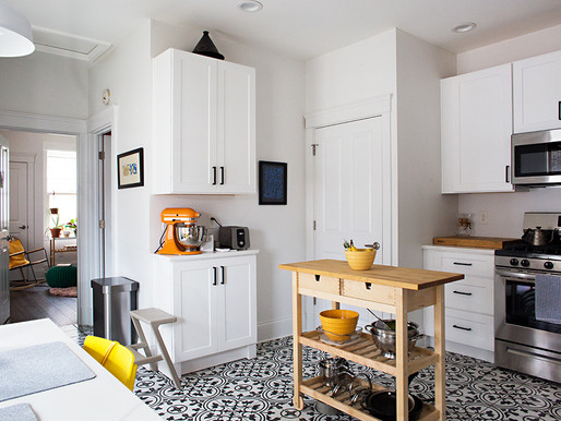 Published: Sean and Brittney's Bright and Playful Kentucky Home Tour for Houzz