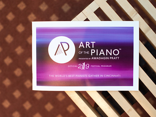 Cincinnati Special Event Photography with Dooley Media - Art of the Piano