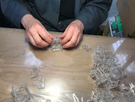 Assemblage de pièces