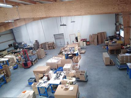 Atelier de GMS Assemblage